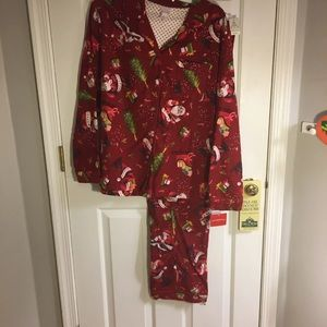 New women's xl Christmas pajamas